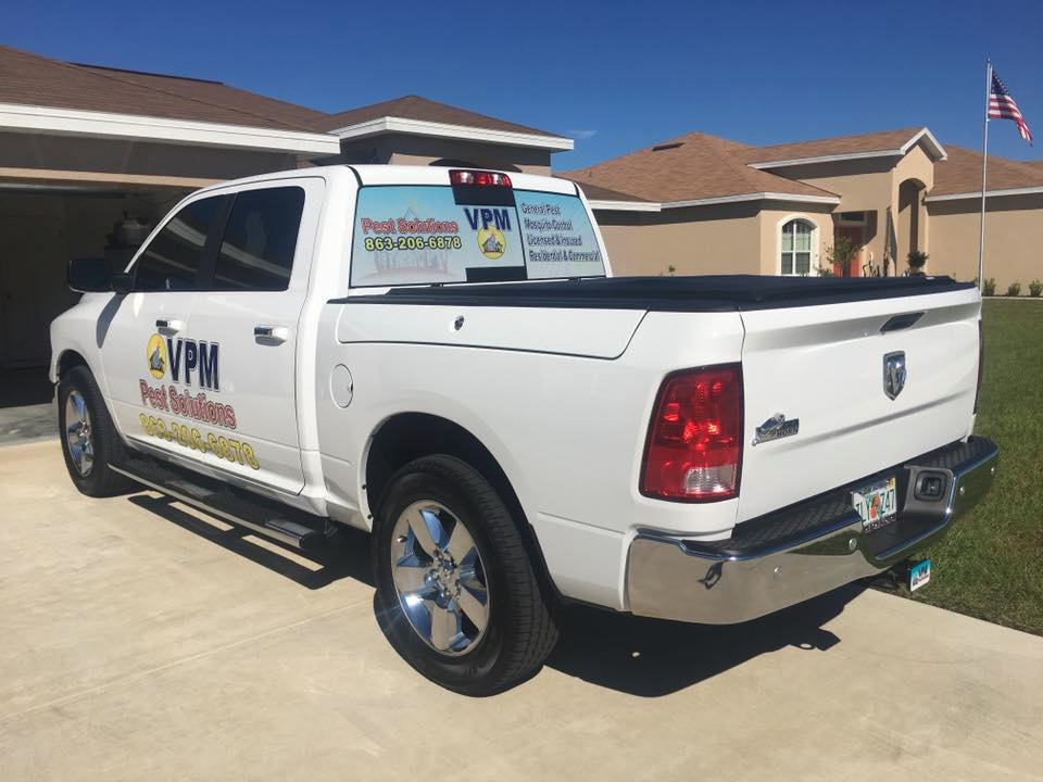 Contact us for pest control services in polk county