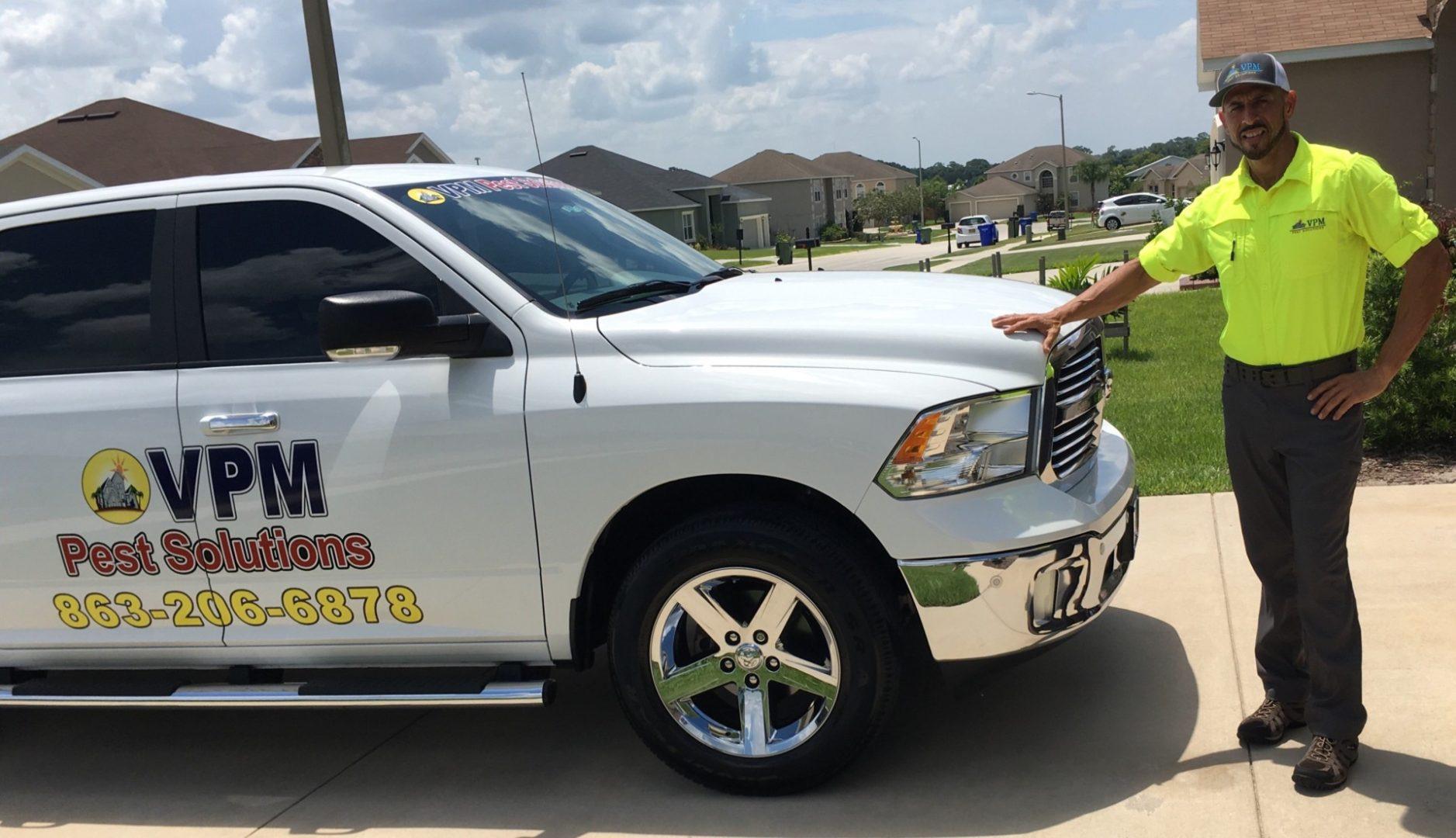Pest control service in Polk County